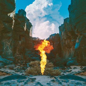 Cover du nouvel album de Bonobo : Migration.