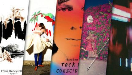 Notre sélection d'albums et d'EP du 28 avril 2017