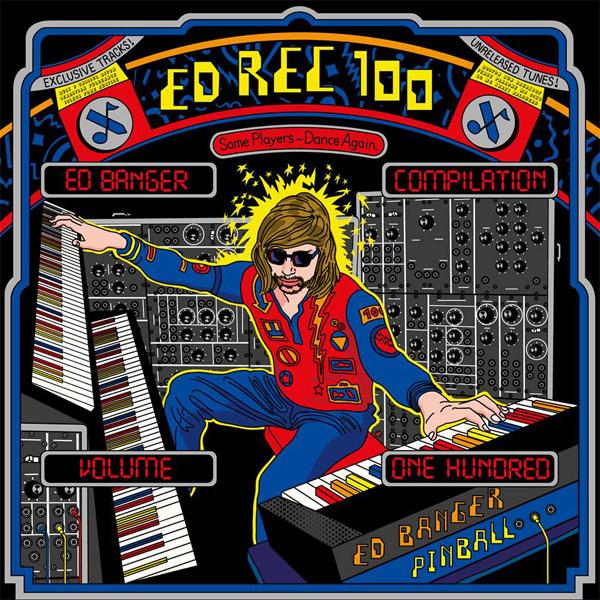 Ed Rec 100 par le label Ed Banger