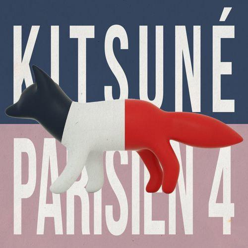 Kitsuné Parisien 4 du label Kitsuné