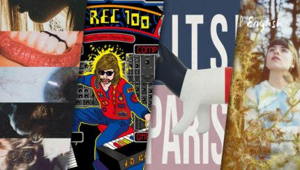 Notre sélection d'albums et d'EP du 12 mai 2017
