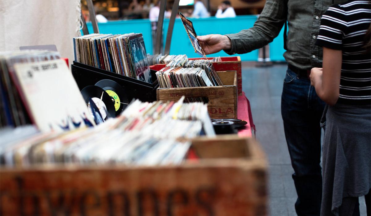 MPO et Yes It Is s'associe pour créer le premier vinyle connecté !