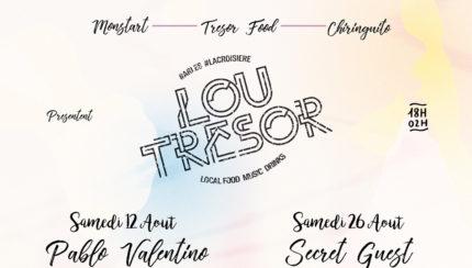 Gagne tes entrées pour les soirées Lou Trésor à la Croisière à Arles