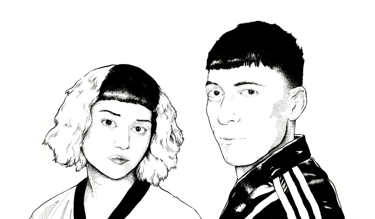 Kraak & Smaak remixe le duo parisien Sacre : Gaia