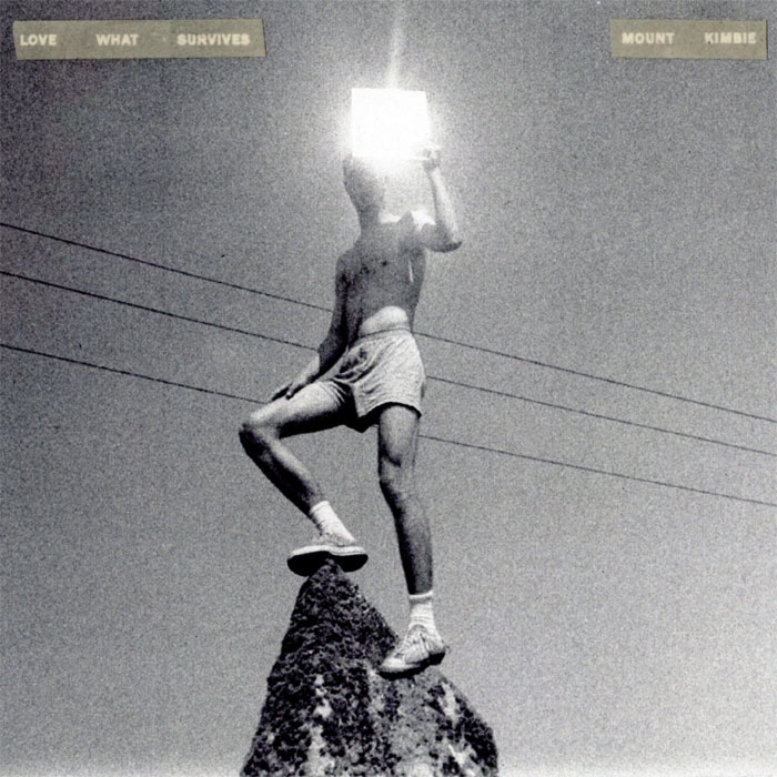 Album Love What Survives de Mount Kimbie