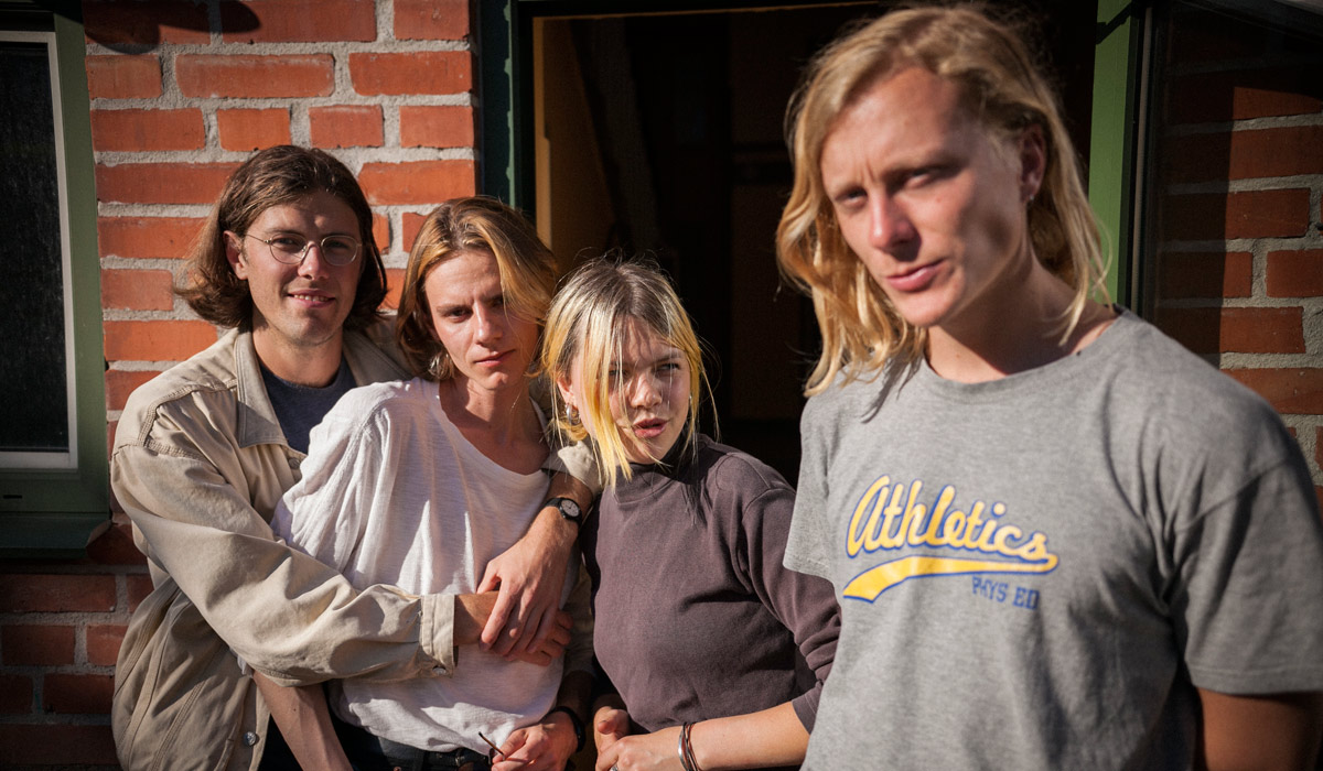 Découverte du groupe suédois, Hater.