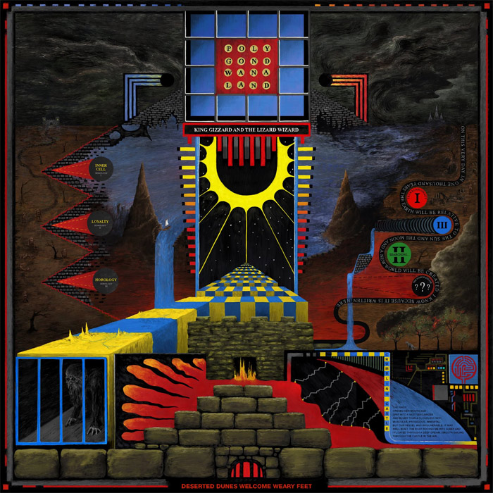Polygondwanaland de King Gizzard & The Lizard Wizard