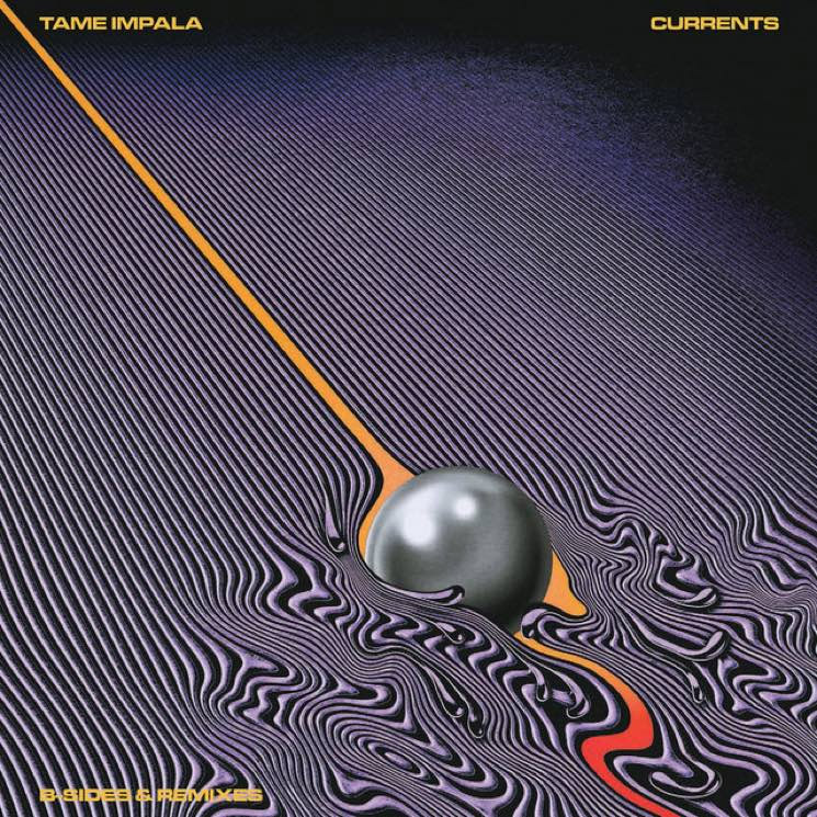 Currents B-Sides & Remixes de Tame Impala