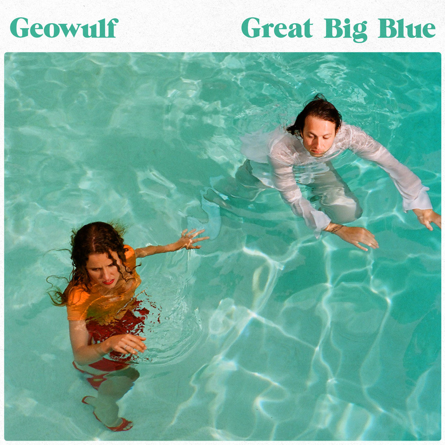 Great Big Blue de Geowulf