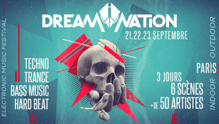 Dream Nation Festival les 21, 22 et 23 septembre à Paris