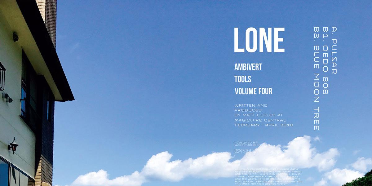 Nouveau titre de Lone, 'Pulsar'