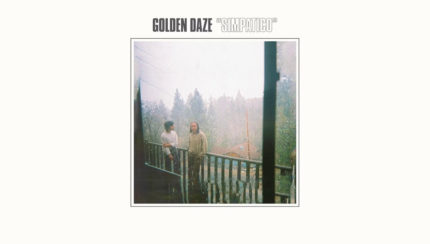 Golden Daze annonce son nouvel album